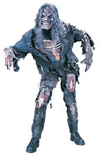 Brand New Complete Zombie Adult Halloween Costume