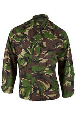 2 PACK OF NEW British Army Jacket Combat Shirt Issue DPM Woodland S  M L XL