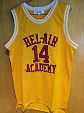 Will Smith #14 The Fresh Prince Of Bel-Air Basketball Jersey Maroon S M L XL 2XL