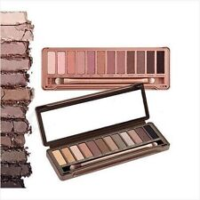 NEW 12 COLORS MAKE UP URBAN NEUTRAL EYESHADOW PALETTE