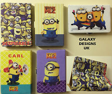 """Despicable me Universal Leather Stand Case Cover 9"""" Inch 10"""" Inch Tab Android PC"""