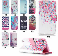 Fashion Flip Wallet Leather Stand Case Cover For Apple iPod Touch 5 5th Gen