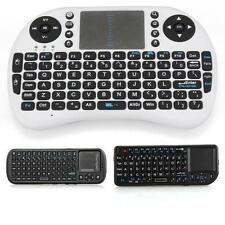 2,4GHz Mini Tastiera Wireless Senza Fili Keyboard Touchpad per Android TV BOX