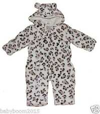 Just Too Cute Schneeanzug Winteranzug Wagenanzug Leopard Gr.62 68 74 80