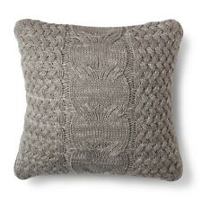 Threshold&#153 Cable Knit Throw Pillow