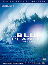 The Blue Planet: Seas of Life (DVD, 2008, 5-Disc Set, Special Edition)