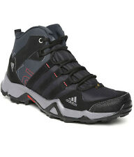 Adidas Brand Mens AX2 Mid Black,Grey Outdoor Casual Sports Shoes