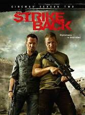 Strike Back: Cinemax The Complete Second Season Two 2 (DVD,2013,4-Disc Set) NEW