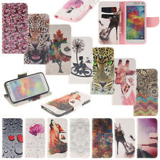 Silicone Leather Stand Card Slot Flip Magnet Wallet Case Cover For Mobile Phones