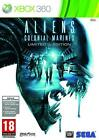 Aliens: Colonial Marines - Collector's Edition (Microsoft Xbox 360, 2013) -...