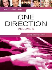 Really Easy Piano: One Direction Volume 2 - Piano - BOOK