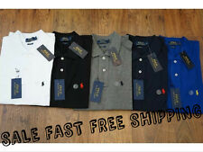 Mens RalphLauren Polo T Shirt Short Sleeve Custom Fit (s-xl) Fast Delivery