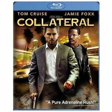 Sealed Collateral Blu-ray Disc Jamie Foxx Tom Cruise QL