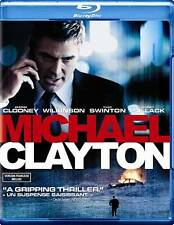 Michael Clayton (Blu-ray Disc, 2008, Widescreen Canadian) Brand New and Sealed