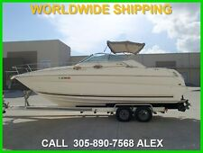 2000 SEA RAY SUNDANCER 270!  580 HOURS! WE FINANCE!