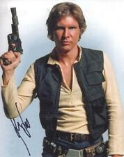 HARRISON FORD - Star Wars GENUINE AUTOGRAPH UACC (HA11333)