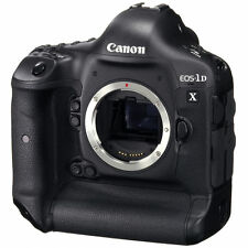 Canon EOS 1D X 18.1 MP Digital SLR Camera - Black (Body Only)