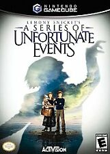 Lemony Snicket's A Series of Unfortunate Events Nintendo GameCube Video Game