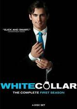 White Collar: The Complete First Season One 1 (DVD, 2010, 4-Disc Set)