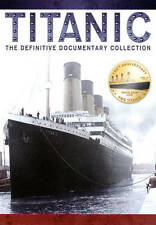 TITANIC: The Definitive Documentary Collection (DVD, 2012, 2-Disc Set) BRAND NEW