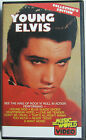 ELVIS PRESLEY YOUNG ELVIS COLLECTOR'S EDITION RARE PAL VHS VIDEO TAPE