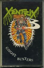 XENTRIX Ghost Busters; Cassette 1990 Roadrunner Records, Ghostbusters