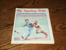 OCTOBER 4,1980 THE SPORTING NEWS-PETE ROSE OF THE PHILADELPHIA PHILLIES