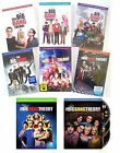 The Big Bang Theory 1-8 Complete Seasons 1 2 3 4 5 6 7 8 BRAND NEW AND SEALED =-