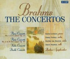 NEW - Brahms: The Concertos