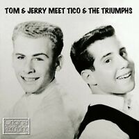 Tom & Jerry Meet Tico & The Triumphs CD