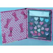 GIOCO QUADERNO MAKE UP CON TRUCCHI BARBIE GLOBO