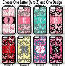 For iPhone 6s Plus Butterfly Group 1 Personalized Monogram Phone Case Cove