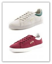 Fred Perry Mens Shoes Sidespin Canvas Fashion Sneakers Trainers New