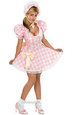 LADIES LITTLE BO PEEP SEXY COSTUME FAIRYTALE DRESS UP FANCY DRESS FESTIVAL