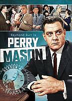 Perry Mason - The Fourth Season: Volume One (DVD, 2009) Brand New Factory Sealed