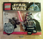 Lego Star Wars Darth Vader Chrome Black EXTREMELY Rare SEALED 1of 10000 limited