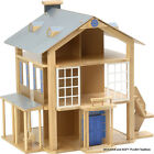 *NEW DOLL HOUSE 12 ROOMS 3 LEVELS GRAND LARGE wooden DOLLS HOUSE child's GIFT