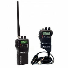 Radio Handheld 40 Channel Monitor Adapter  Mobile Portable Weather CBway Walkie