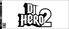New DJ HERO 2 TURNTABLE and Game BUNDLE Game for Playstation 3 PS3