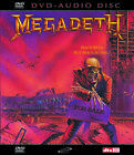 MEGADETH Peace Sells but Who's Buying NEW DVD Audio - Dave Mustaine Wake Up Dead
