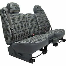 Dash Designs Seat Cover Front New Gray S15 Pickup GMC K250-00-7SGY