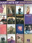 CHART HITS OF 2010 - 2011 PVG Music Book *NEW* Piano Vocal Guitar Taylor Swift