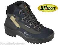 MENS WALKING BOOTS WATERPROOF HIKING BOOTS GRISPORT WOLF size 6 7 8 9 10 11 12