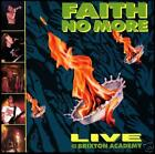 FAITH NO MORE - LIVE AT THE BRIXTON ACADEMY CD *NEW*