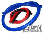 10Mm Silicone Flexible Wire Silicon Smooth Hose Blue