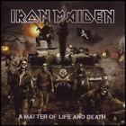 IRON MAIDEN - MATTER OF LIFE AND DEATH ~ METAL CD *NEW