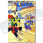 X-MEN: OFFICIAL MARVEL INDEX #2 VF