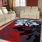 SUPREME THICK HAND MADE MODERN FLOOR RUG 190x285 CM