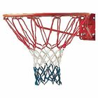 Red White and Blue Basketball Net 4mm Patriotic Nylon Playground Sports NBA
