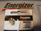 2 (TWO) Energizer 394 / 380 - SR936SW Watch Battery 936